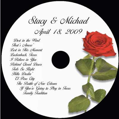 Single-Red-Rose-CD-Labels